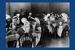 Nurses' Canteen at the Nelson Hospital