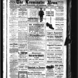 Leominster News - July 1922
