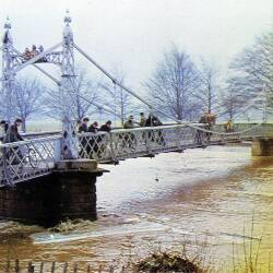 Victoria Bridge, Hereford