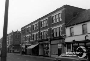 Merton High Street: 94-102