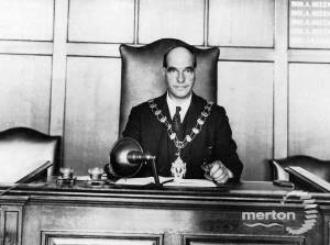 The Mayor, Alderman J Fitch ( 1934-35)