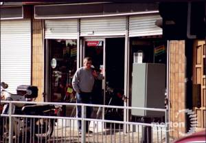 Hartgate motorcycle shop, Fair Green, Mitcham
