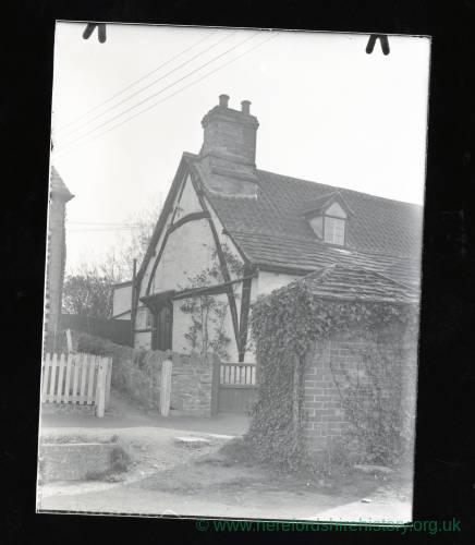 Broadlands, Eardisley, 1937