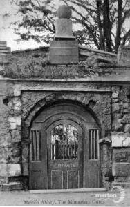 Merton Priory, Monastery Gate