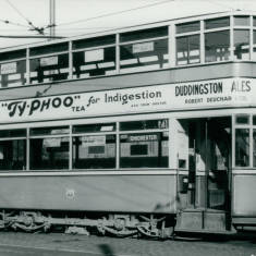 South Shields Corporation Tramways car no. 39