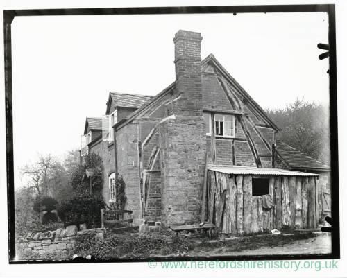 Bradbourne's Farm, Whitborne, Herefordshire, 1936