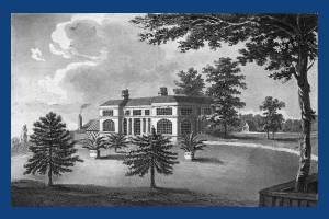 Morden Lodge: Home of Abraham Goldsmid