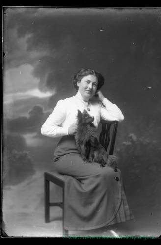 G36-281-08 Portrait of lady with small dog.jpg