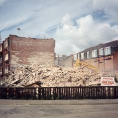 Chatsworth Court, Partially Demolished