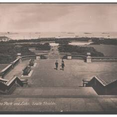 Marine Park and Lake, South Shields