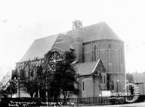 St. Matthew's Church, Durham Road, Raynes Park