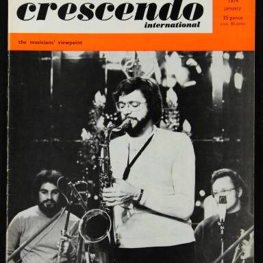 Crescendo 1974 January