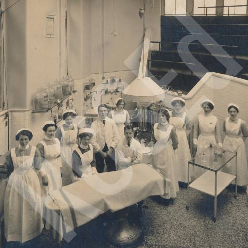 Ward 14 Operating Theatre