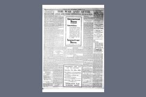14 DECEMBER 1918