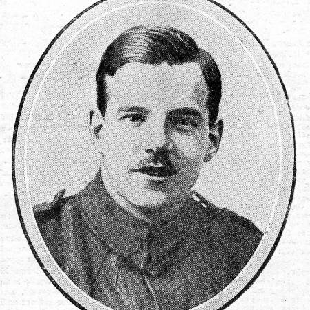 Second Lieutenant George Edward Cates - VC