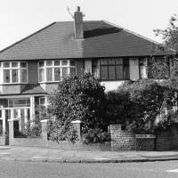 Harrison Drive, off Southport Road, Bootle, 1987