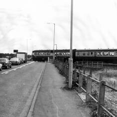 Boldon Level Crossing
