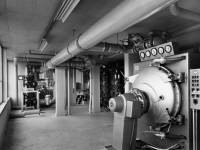 Phipps Bridge, Mitcham:  Boiler Room