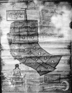 Harding's Survey of West Barnes
