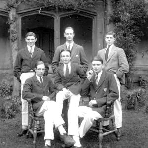 G36-422-17 Six Cathedral School pupils wearing blazers and flannels.jpg