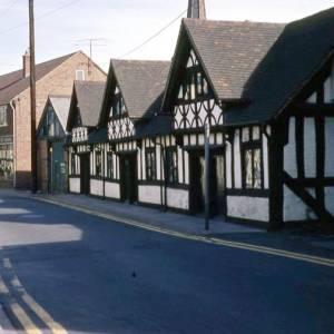 Berrington Street, Hereford, 1969