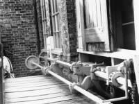 Ravensbury Mill: Sluice Gate