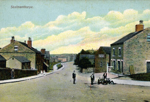 002 Commercial Road, with Cumberworth Road to right