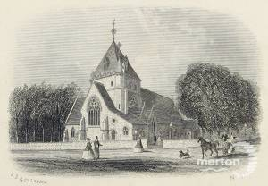 Christ Church, Copse Hill, Wimbledon