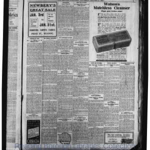 Reading Standard Etc 01-1914