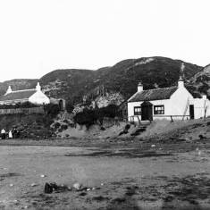 Betty Heron's Cottage on the Bents