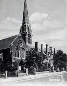 Presbyterian Church, Wimbledon