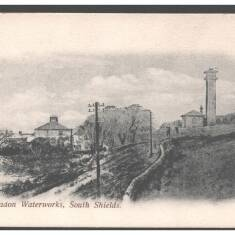 Cleadon Waterworks, South Shields