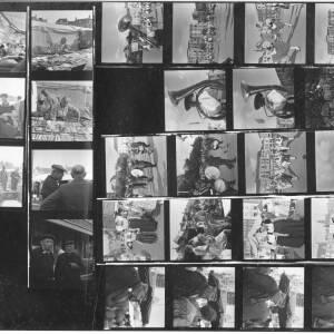 253-4 - Contact prints