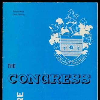 Congress Theatre, Eastbourne, December 1964 - January 1965 - P01