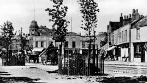 Fair Green,Mitcham: Showing Lord Napier Inn