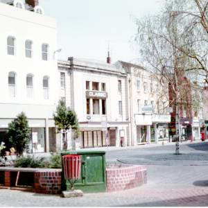 Commercial Street, Hereford, c1990
