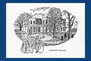 Merton Place, former home of Lord Nelson.