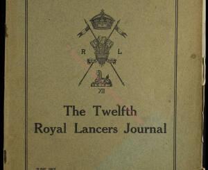 12th Lancers, 1912 June