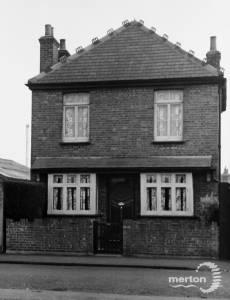 Nelson Grove Road: No.60