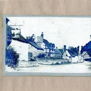 Fownhope, Green Man Inn, 1902