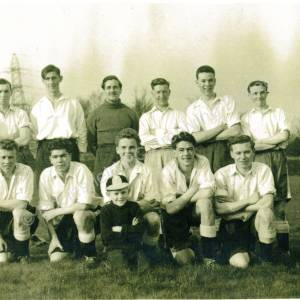 Downright Sports Team c 1953