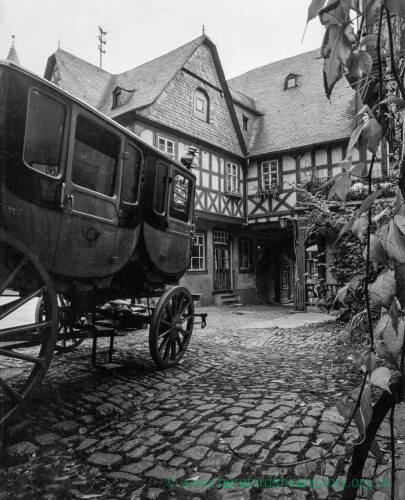 002 - Courtyard in Germany