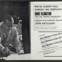 Duke Ellington Orchestra British Tour – February 1967 008