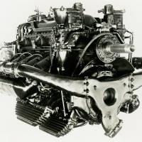 Lion Series VIS engine: Napier