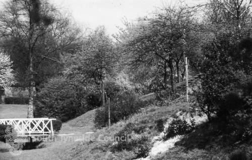 Jervis Park, York Avenue, Jarrow,