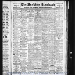 Reading Standard Etc 06-1920