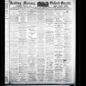 Reading Mercury Oxford Gazette 11-1916