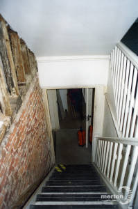 The Canons, Mitcham:  Inside view