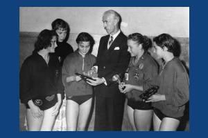 Girls Swimming Gala: Mitcham Baths
