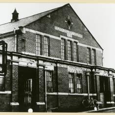 Boldon Colliery Welfare Building
